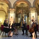 HS Strings Perform at Palais Ferstel
