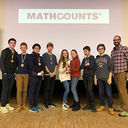 AIS Math Counts Takes 3rd