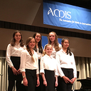 MS Girls Honor Choir in Zurich