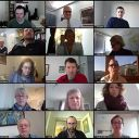 Virtual All-Staff Meeting